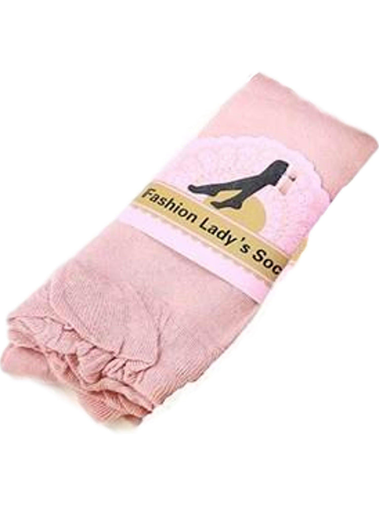 Over the Knee Boot Socks, Pink-BOOT SOCKS-Funteeze-OS-Pink-Chic Boutique and Gift Emporium