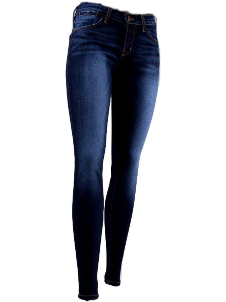 Skinny Jean, Radar Blue-JEANS-Flying Monkey-24-Radar Blue-Chic Boutique and Gift Emporium