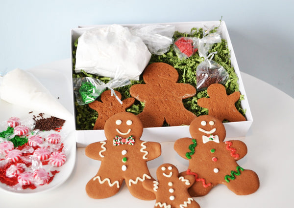4. Gingerbread Man DIY Kit