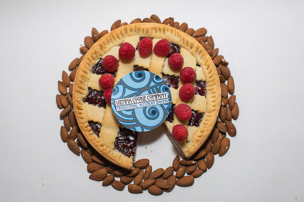 8. The Linzer Cake