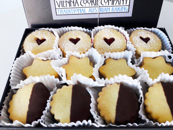 4. Cookie Gift Box Nut-free