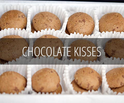 Viennese Chocolate Kisses