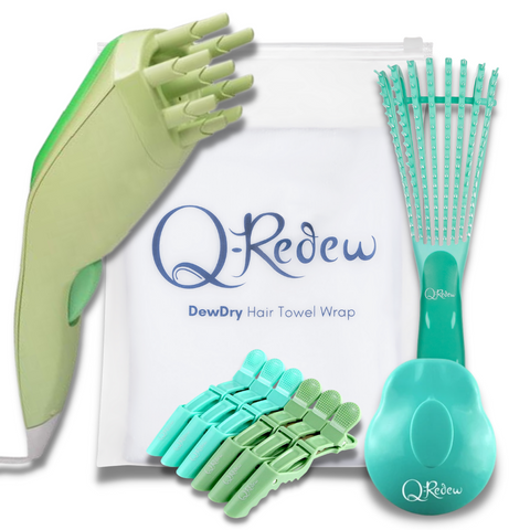 6 Piece- Q-Redew & Accessories Bundle