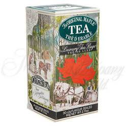 Maple Tea - The Original Maple Tea - Box of 30 foil bags