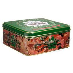 Maple Tea - The Original Maple Tea - Tin Box of 48 bags