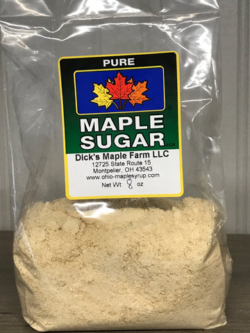 Maple Sugar 8 oz.