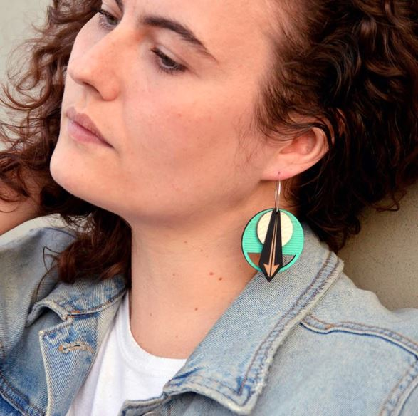 Current Crushes: Bold earrings