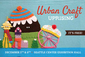 I'll See You at Urban Craft Uprising This Weekend