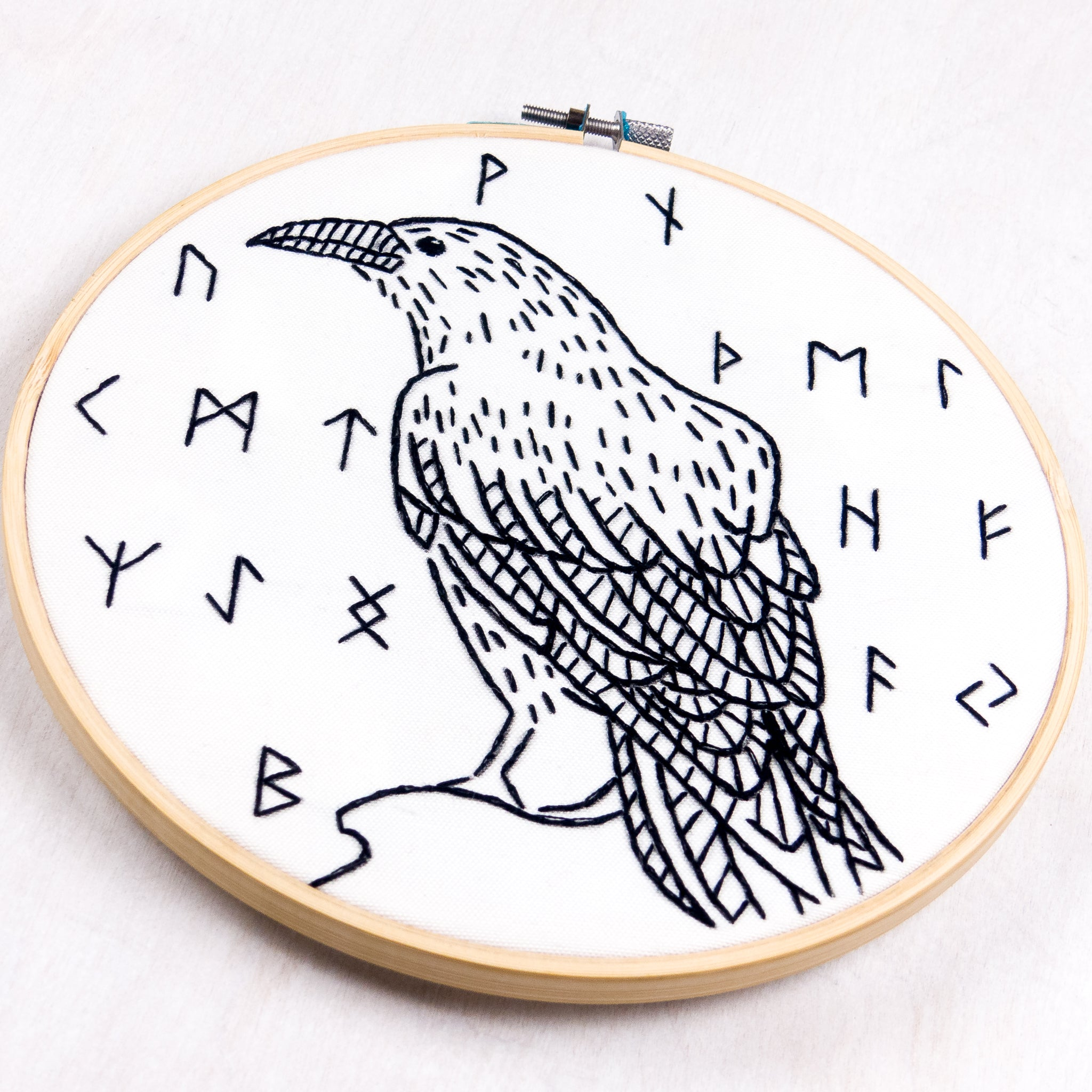 Raven and Runes