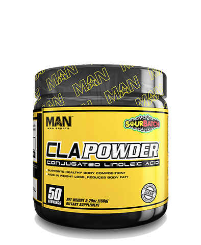 CLA Powder (MAN), 50 servings, Sour Batch