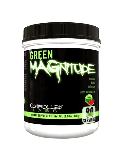 Green MAGnitude, 80 Servings, Apple