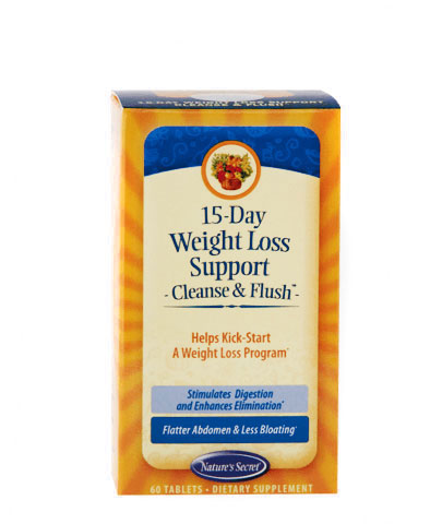 15 Day Weight Loss Cleanse & Flush
