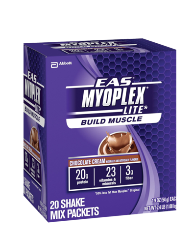 Myoplex Lite, 20pk, Strawberry