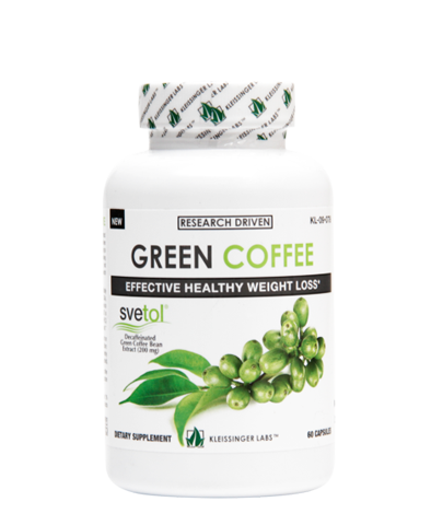 Green Coffee Bean, 60 count
