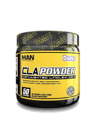 CLA Powder (MAN), 50 servings, Dorks