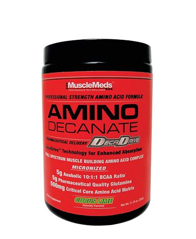 Amino Decanate, Citrus Lime