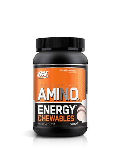 Amino Energy Chews, Orange Pineapple