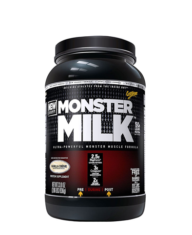 Monster Milk, 2 lbs, Vanilla