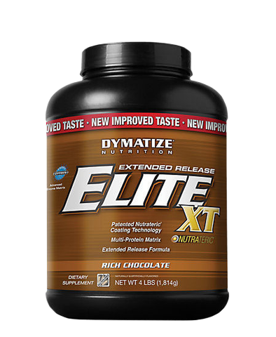 Elite 12-Hour Protein XT, 4.4 lbs, Rich Chocolate