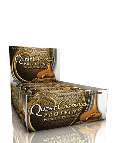 Quest Cravings Peanut Butter Cup (Box)