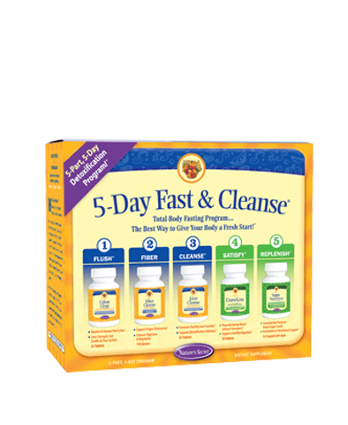 5 Day Fasting Cleanse Kit