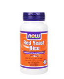 Red Yeast Rice w/CoQ, 600mg, 60 Caps