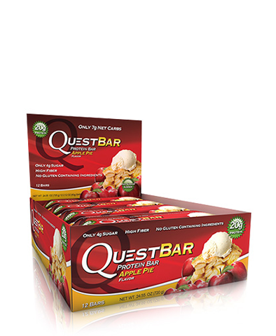 Quest Bar, Apple Pie (Box)