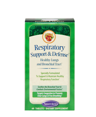 Respiratory Cleanse & Defense