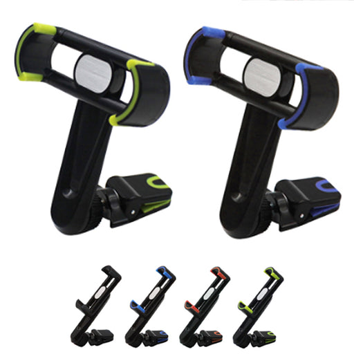 2 Phone Mounts Universal Car Air Vent 360° Cradle Cellphone Holder Stand iPhone