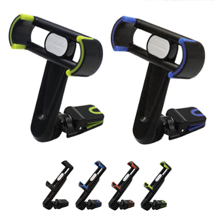2 Phone Mounts Universal Car Air Vent 360?? Cradle Cellphone Holder Stand iPhone