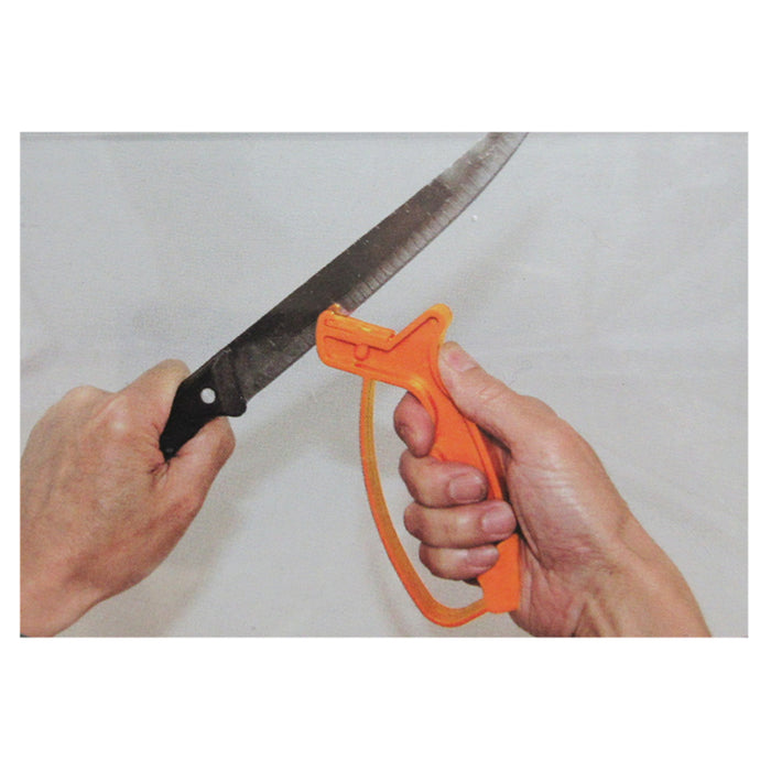 Knife Sharpener Knives Scissors Blade Sharpening Tool Handheld Kitchen Haunting