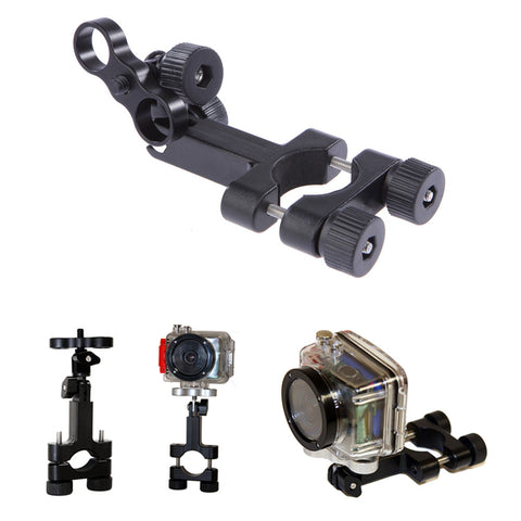 Intova Bar Pole Mount Bicycle Sports Handlebar Tripod Digital Camera Holder !