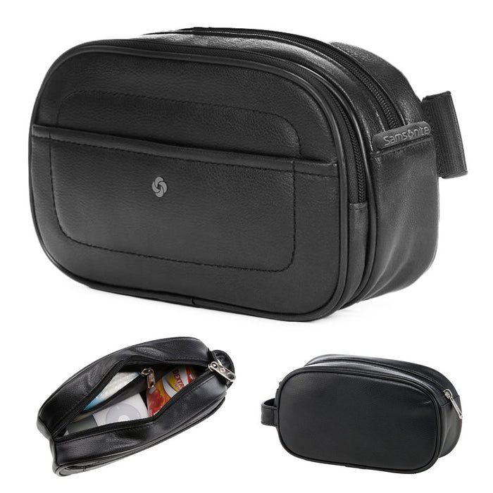 Samsonite Evolis Waist Bag Fanny Pack Mens Womens Hip Purse Bum Adjustable Black