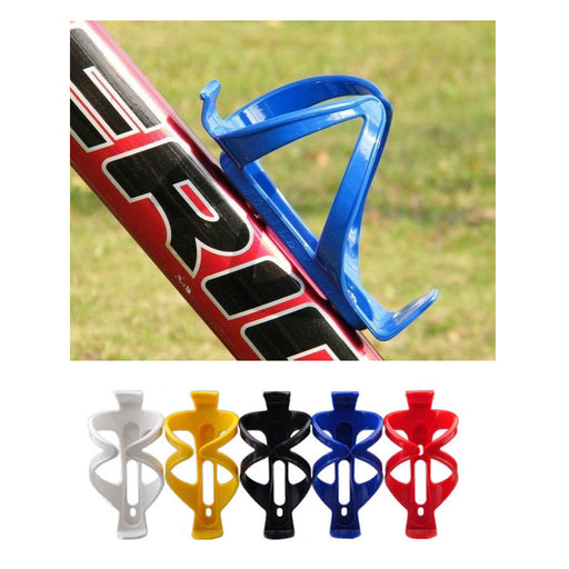 1 Bicycle Water Bottle Cage Drink Cup Holder Rack Mountain Bike Cycling Parts