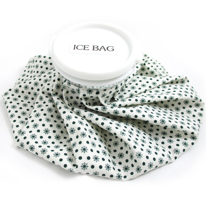 2 English Style Ice Bags Cap Reusable Cold First Aid Pain Aches Muscle Relief  !