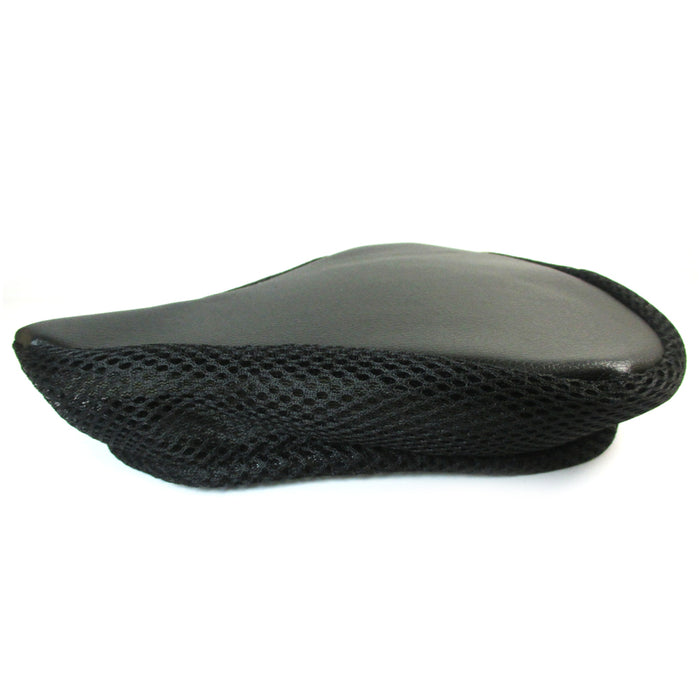 2 Black Comfortable Durable Bike Bicycle Seat Cover Cushion Soft Saddle Pad Soft