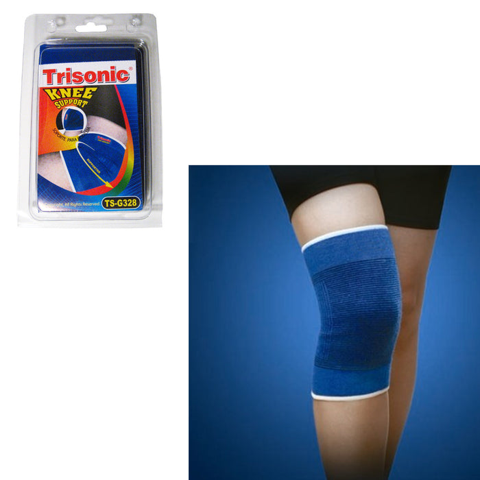 1 Knee 1 Calf 1 Ankle Support Brace Tennis Football Sports Muscle Pain Relief