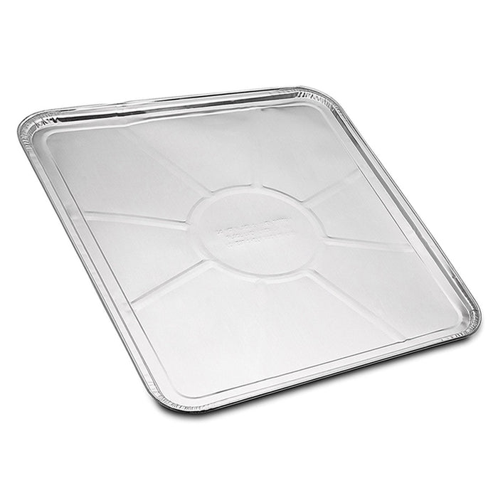 "10-Pack Disposable Aluminum Liner 18"" X 15"" Foil Oven Tray Baking Sheet Pan Heat"