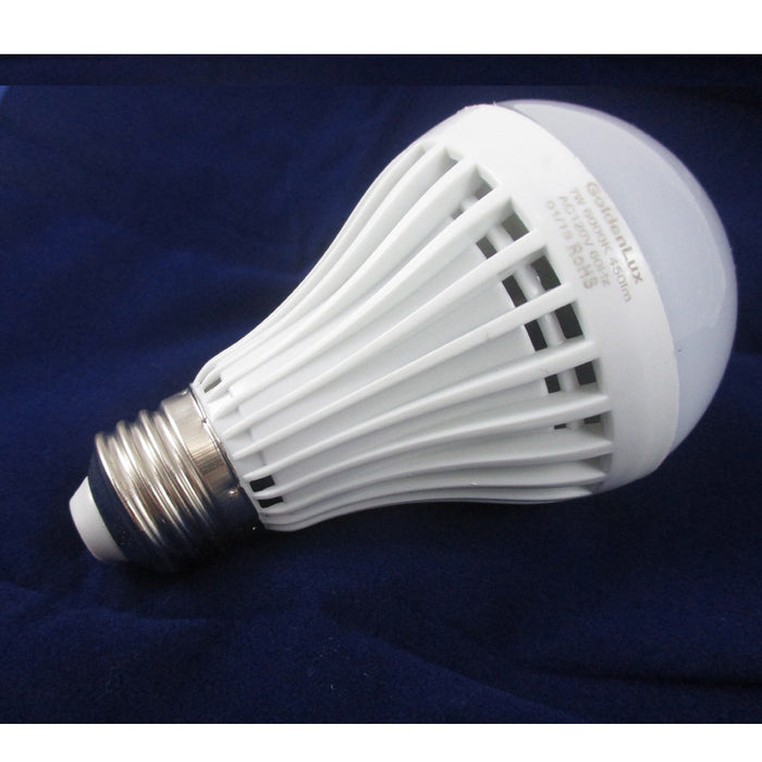 4 LED Light Bulb E26 7W Light Lamp Warm White Home Office Energy Saving Lighting