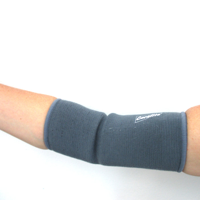 Elbow Wrap Support Brace Elastic Compression Sleeve Tennis Sport Pain Relief New