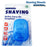 50 Pc Foam Shaving Sheets Travel Shave Cream Hygiene Skin TSA Compliant Carry On