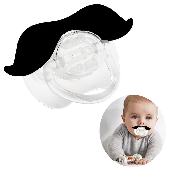 2 Pack Baby Pacifier BPA-Free 0+ Months Infant Newborn Funny Orthodontic Nipple