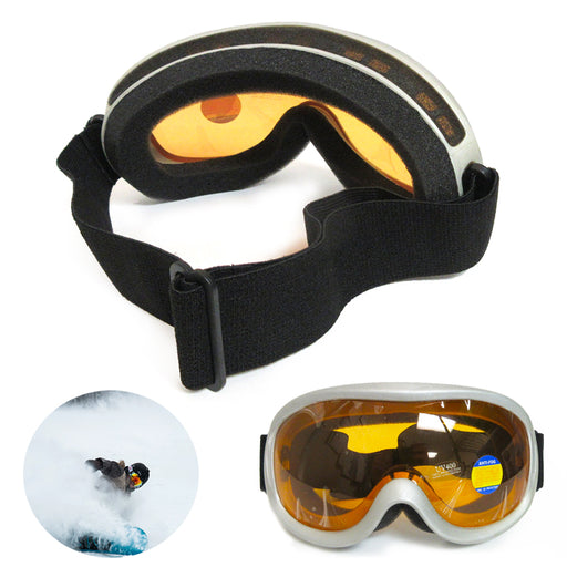 Ski Snowboard Goggles 100% UV Protection Anti-Fog Snow Goggles Men Women Youth