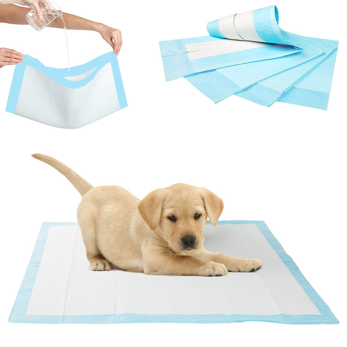 9 Pet Training Pads Heavy Dog Puppy Pee Housebreaking Underpads Floor Protection