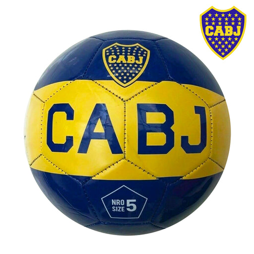 Boca Juniors CABJ Soccer Ball Size 5 Argentina Football Club Training Sport Game