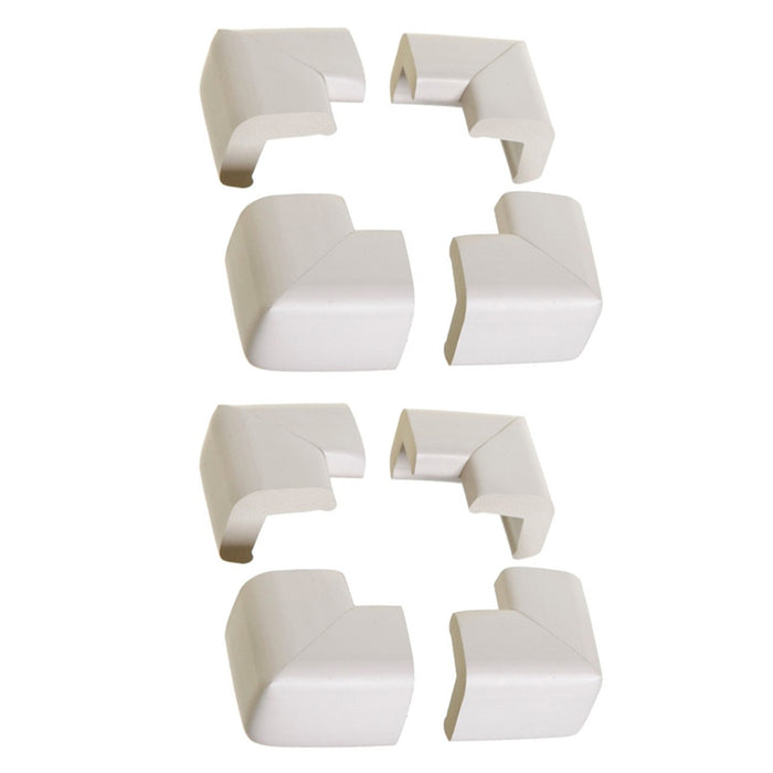 8PC Baby Safety Corner Protectors Childproof Table Furniture Edge Guards Cushion