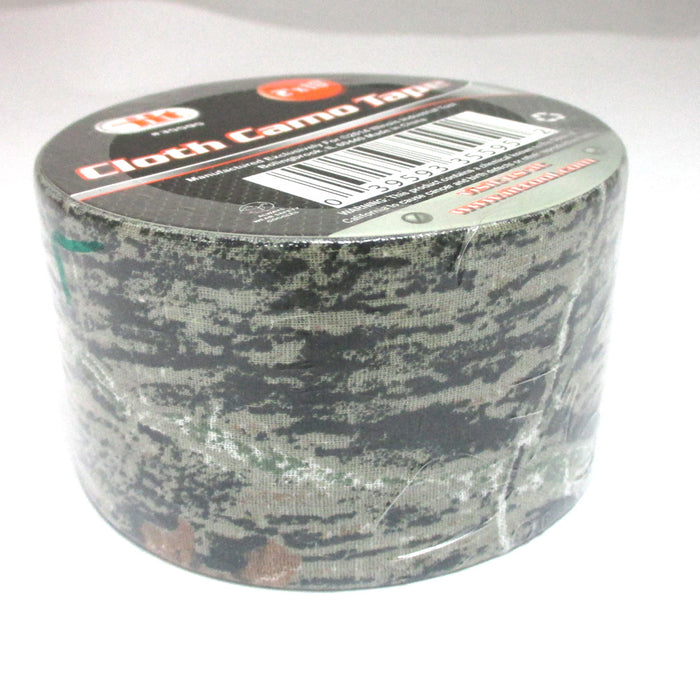 "Camo Cloth Tape Roll 2"" x 10 Feet Realtree Hunting Camouflage Wrap Gun Bow New"