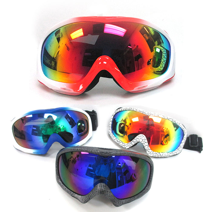 1adc872c951 Adult Snowboard Ski Goggles Anti-Fog Double Lens Motocross Snow Sports —  AllTopBargains