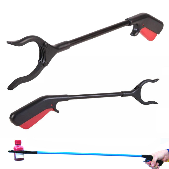 1PC Easy Reach Grab Tool 31 Inch Pick Up Reaching Grabber Grab Extend Reach Item