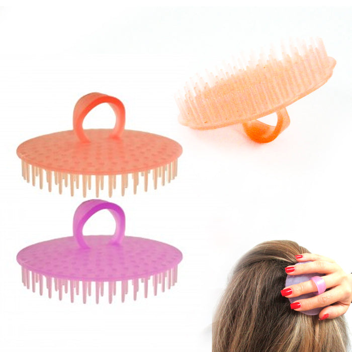 Lot 12 Hair Brush Scalp Massage Detangle Shampoo Shower Comb Conditioner Gentle